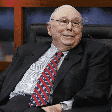 Charles Munger, advogado escolhido por Bill Gates para representá-lo no divórcio com Melinda - Reprodução/Twitter/@m_franceschetti - Reprodução/Twitter/@m_franceschetti