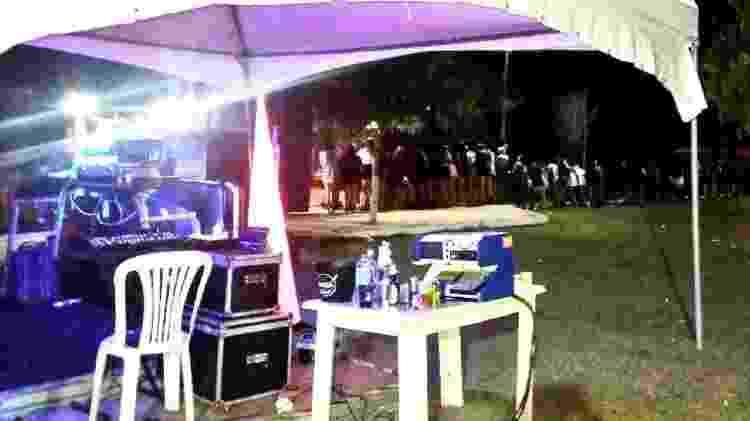festa - Divulgação SSP - Divulgação SSP
