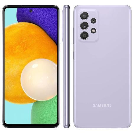 Galaxy A52 5G - Divulgação
