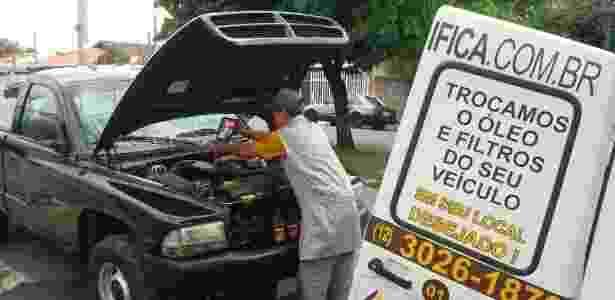 Serviços de manutenção - Divulgação - Divulgação