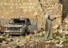 Guerra na Síria: cessar-fogo tenta negociar fim do conflito após cerco em Aleppo e morte de embaixador russo - AFP