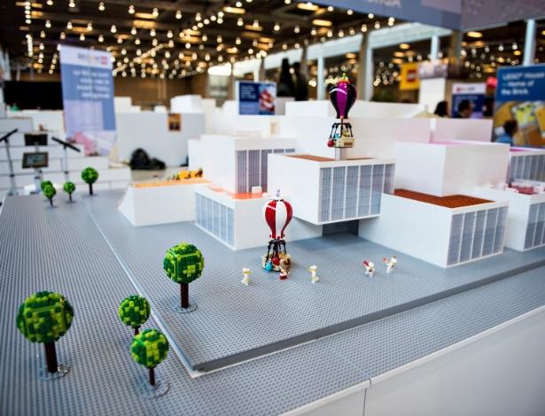 Lego ir inaugurar casa de brinquedo gigante em cidade for Sede lego danimarca