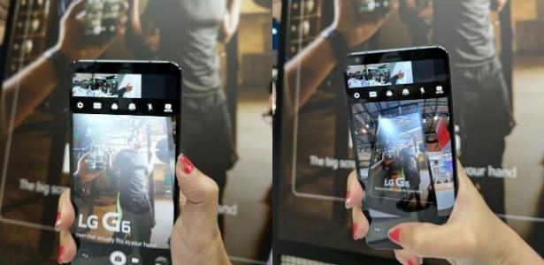 Câmera dupla no celular virou modinha 14fb4ae9d2d4