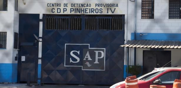 25.jul.2017 - O Centro de Detenção Provisória de Pinheiros