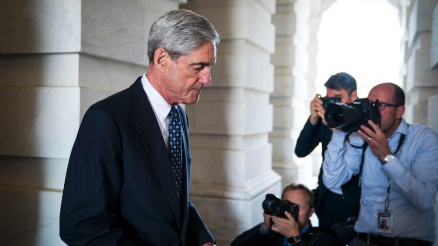 Robert Mueller Investiga o possível conluio entre membros da equipe de campanha de Trump e funcionários do governo russo - Doug Mills/The New York Times