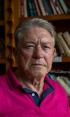 Dilon Paiani Durão ficou 60 dias detido e incomunicável no 2º RC Mec, sem direito a  advogado, em 1969, durante a ditadura militar
