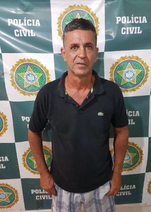 Mauro de Oliveira Siqueira, de 50 anos, é suspeito de estuprar e manter jovem de 23 anos em cárcere privado - Divulgação/Polícia Civil