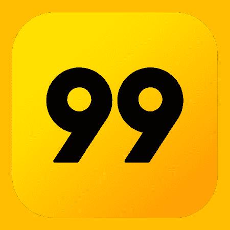 Logo do app 99 - Reprodução