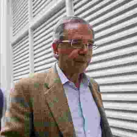 Paulo Guedes será ministro da Economia no governo Bolsonaro - Mauro Pimentel/AFP