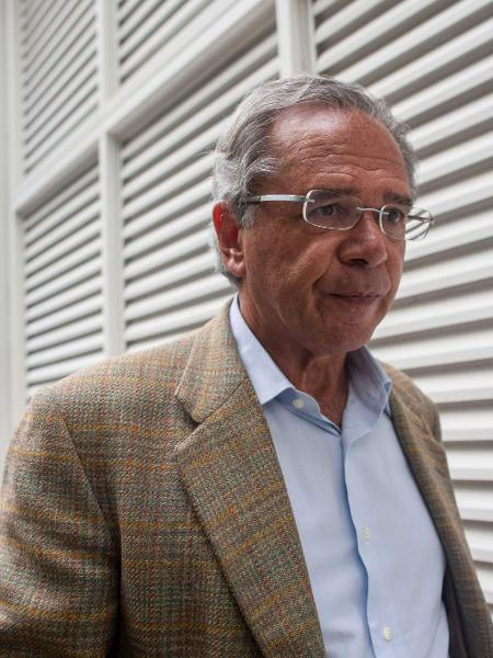O Ministro da Economia, Paulo Guedes  - Mauro Pimentel/AFP