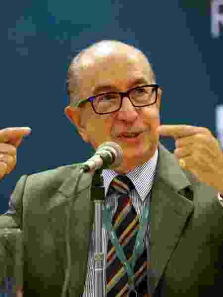O economista Marcos Cintra, ex-secretário especial da Receita Federal - Wilson Dias/Agência Brasil