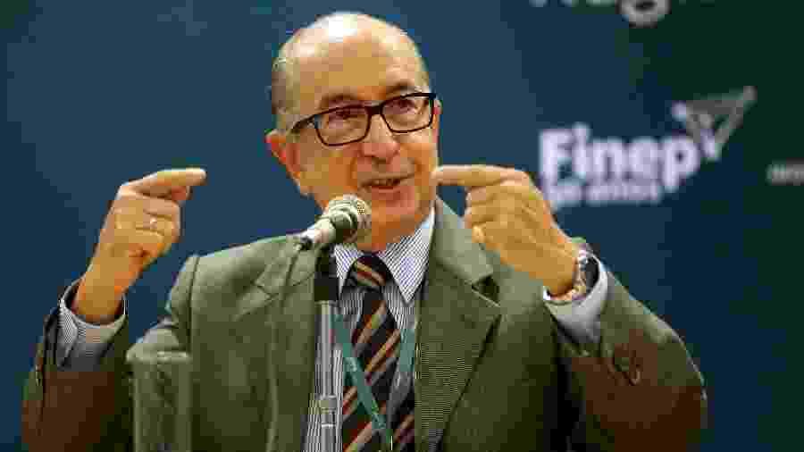 Marcos Cintra saiu do comando da Receita Federal - Wilson Dias/Agência Brasil