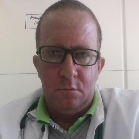 O médico cubano Nivaldo Montero Rodríguez, um dos profissionais do Mais Médicos que decidiu ficar no Brasil - Arquivo pessoal