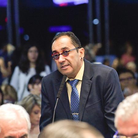 Arquivo - Senador admitiu que ampliar os trabalhos da CPI pode beneficiar o Palácio do Planalto - Geraldo Magela/Agência Senado