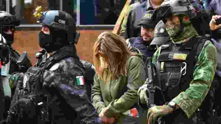 Muitos dos abusos ocorreram no âmbito da chamada 'guerra' contra o narcotráfico - Getty Images