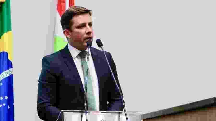 Fabrício José Sátiro de Oliveira (PSB), prefeito de Balneário Camboriú - Reprodução/Facebook