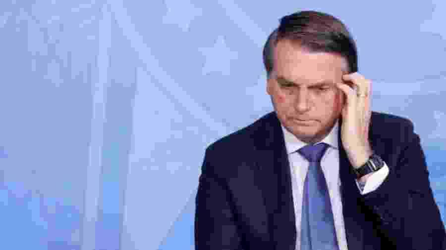 """Durante campanha, Bolsonaro chegou a dizer que Conselho de Direitos Humanos da ONU não servia """"para absolutamente nada""""; ele discursa nesta terça na Assembleia Geral - Adriano Machado/Reuters"""