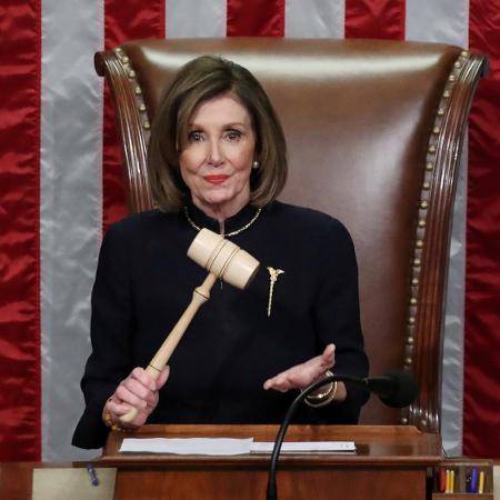 Presidente da Câmara dos EUA, Nancy Pelosi - Jonathan Ernst