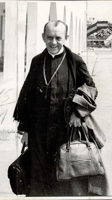 O arcebispo emérito de Olinda e Recife, Dom Hélder Câmara - Acervo Última Hora 12.abr.1965/Folhapress