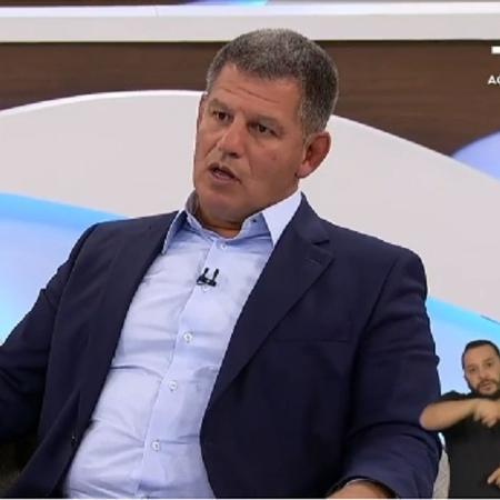 """Bebianno diz temer uma possível """"ruptura insitucional"""" - Reprodução/TV Cultura"""