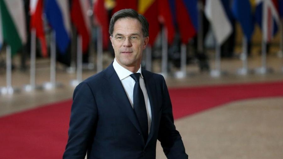 """Mark Rutte, o premiê holandês, admitiu que o sistema fracassou """"de forma estrondosa"""" - Jean Catuffe / Getty Images"""