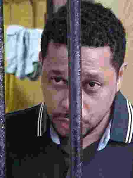 O traficante Elias Maluco - SSP-RJ/Divulgação