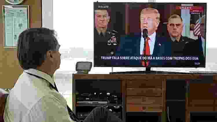 Bolsonaro demonstra admiração por Trump há bastante tempo - Reprodução/Facebook - Reprodução/Facebook