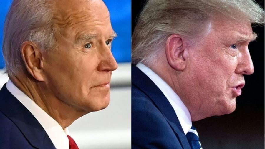 Donald Trump deixa presidência nesta quarta-feira, 20 de janeiro - Getty Images
