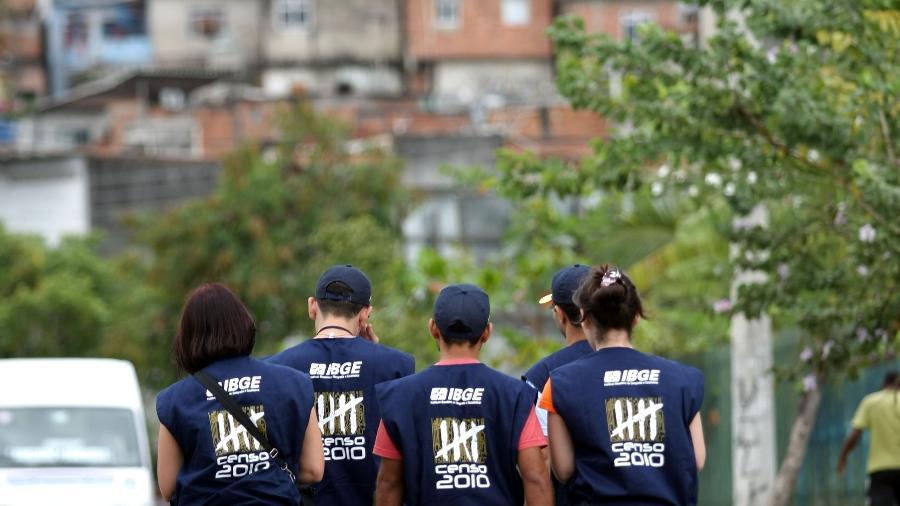 Servidores do IBGE pressionam por adiamento do Censo 2021, que deveria ter sido realizado em 2020, mas foi suspenso por causa da pandemia - TASSO MARCELO/AE
