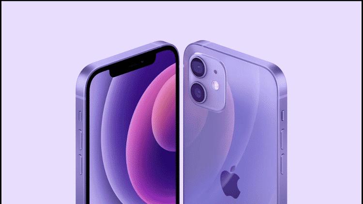 Nova cor do iPhone - Reprodução - Reprodução