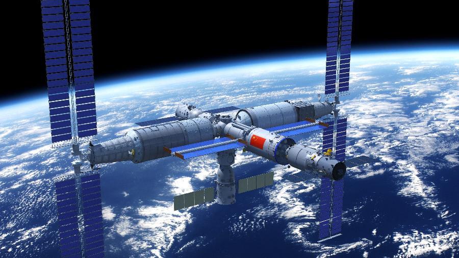 Agência espacial chinesa - CNSA