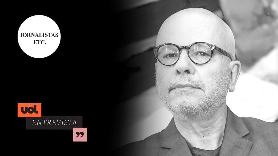 Marcelo Tas - Jornalistas e Etc.  - Arte - UOL