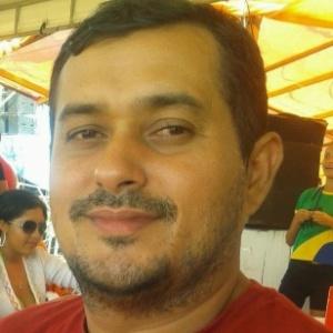 Roberto Lano foi o segundo blogueiro assassinado no MA em 8 dias -  Reprodução/Blog do Roberto Lano