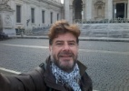 Reprodução/Facebook/Cherubah Giampaoli Luis Carlos Cherubino