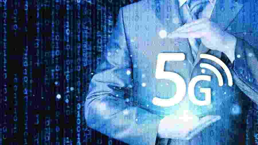 No Brasil a tecnologia 5G ainda está em fase de testes - iStock