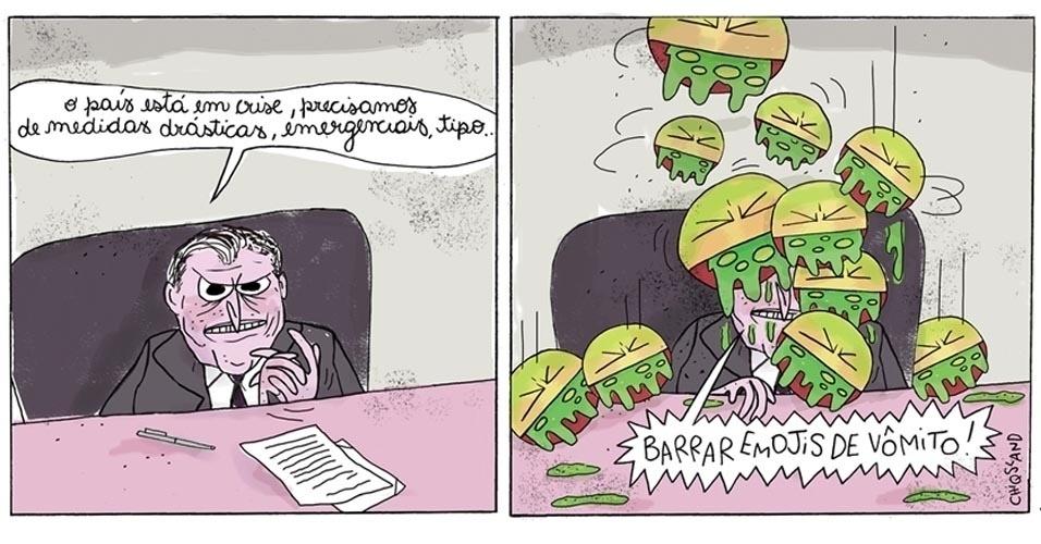 25.nov.2016 - País pode ter medida radical contra consequências da crise