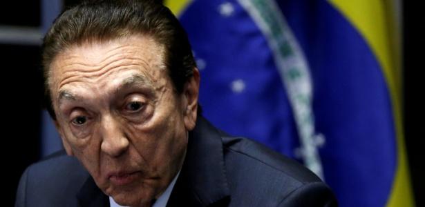 Senador Edison Lobão (PMDB-MA) - REUTERS/Ueslei Marcelino