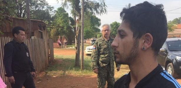 "Polícia paraguaia prende membro do PCC Rafael Gustavo dos Santos, o "" Ponto 50"""