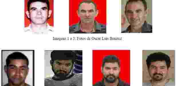 24.nov.2017 - Membros de guerrilha do Paraguai detidos pela PF em SP - Divulgação - Divulgação