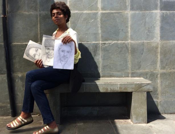 Desenhista Carlos Roberto Vieira Francisco afirma ter sofrido discriminação em função de sua orientação sexual