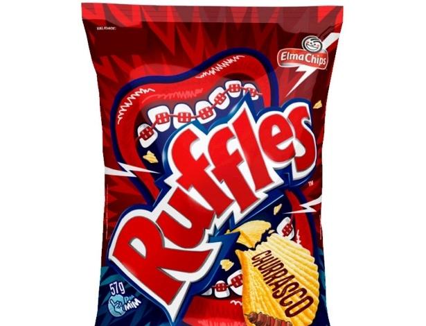 Batata frita Ruffles 57 g