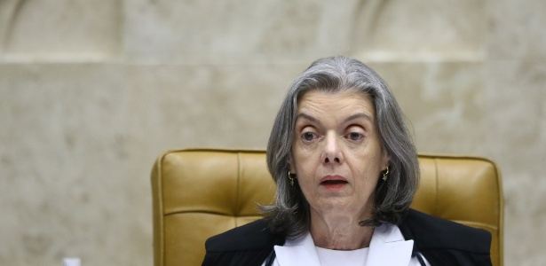 A presidente do Supremo Tribunal Federal, Cármen Lúcia, foi a última a votar