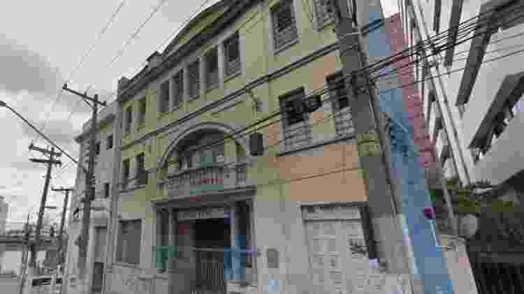 Antigo prédio da associação Lega Italica está entre os novos bens tombados em São Paulo - Google Street View/Reprodução
