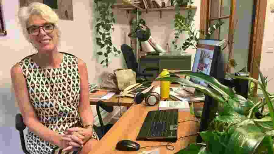 A nova vice-diretora da Sala de Imprensa da Santa Sé, a brasileira Cristiane Murray  - Reprodução/Vatican News