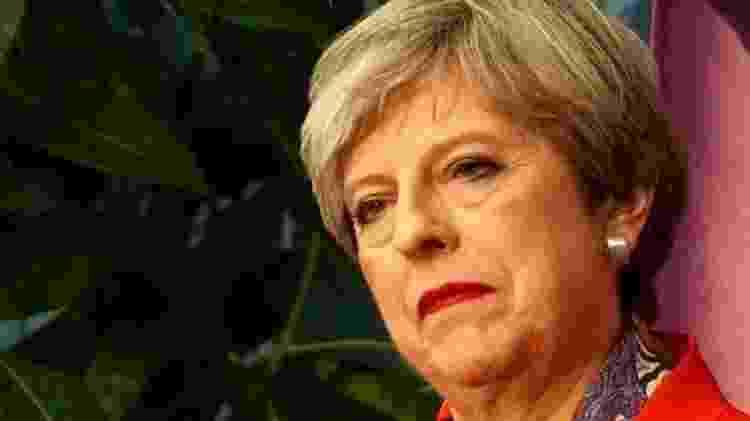Theresa May renunciou ao cargo de premiê depois de não conseguir aprovar um acordo - Getty Images - Getty Images