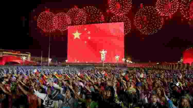 cina celebração - Reuters - Reuters