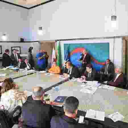 3.dez.2019 - Sessão realizada na Câmara Municipal de Uberlândia (MG) - Camila Martins