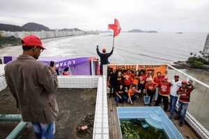 16.abr.2016 - Marcelo Justo/Folhapress