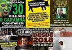 Três poderes - Manifestações contra o Congresso: entenda como é dividido o sistema político no Brasil - reprodução