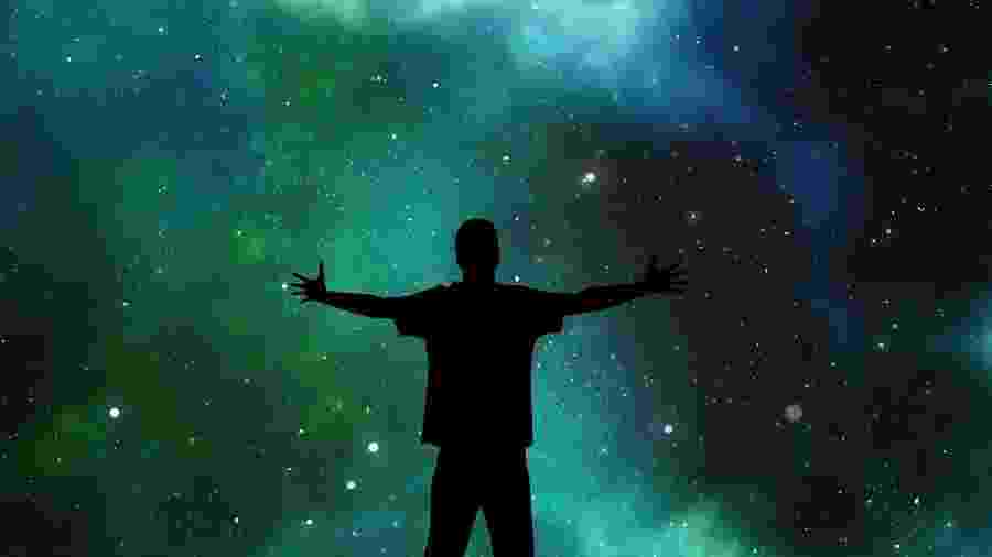 O Universo está em expansão, então a conta não é tão simples - Gerd Altmann/ Pixabay